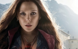 Scarlet Witch Avengers: Age Of Ultron