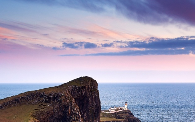 Scotland Sea Lighthouse (click to view)