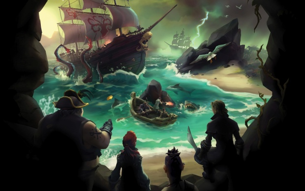 Sea Of Thieves 2017 (click to view)