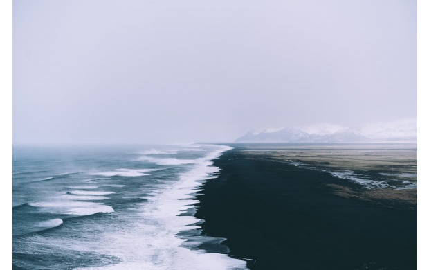 Sea Waves In Winter (click to view)