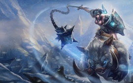 Sejuani The Winters Wrath