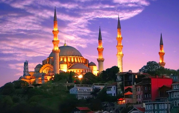 Selimiye Mosque City Of Edirne (click to view)