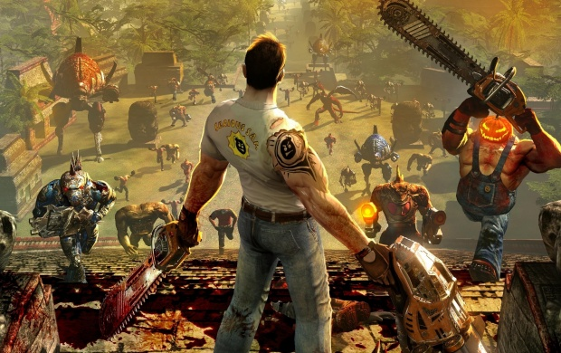 Serious Sam VR The Last Hope (click to view)