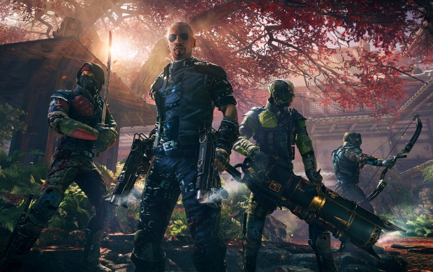Shadow Warrior 2 2016 (click to view)