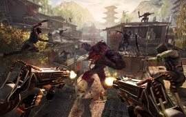 Shadow Warrior 2 4 Player Co Op Screenshot