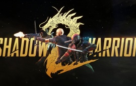 Shadow Warrior 2 Key Art