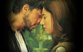 Shah Rukh Khan And Mahira Khan Raees