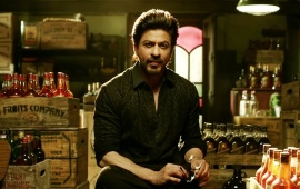 Shah Rukh Khan As Raees