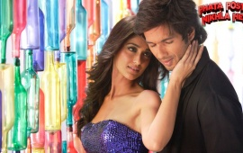 Shahid Kapoor And Ileana D'Cruz Romance
