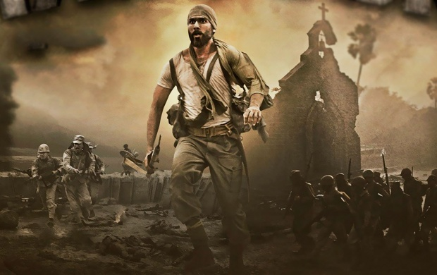 Shahid Kapoor In Rangoon (click to view)