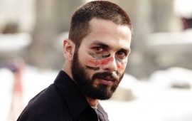 Shahid Kapoor New Look In Haider