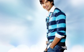 Shahid Kapoor Smily Face