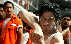 Shahrukh Khan Hairstyle In Don 2