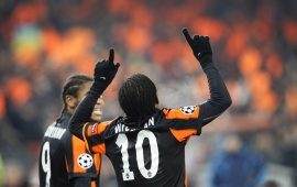 Shakhtar Donetsk And Willian