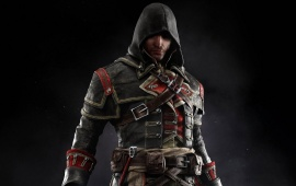Shay Patrick Cormac Assassin's Creed: The Rogue