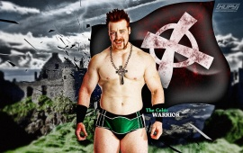 Sheamus Celtic Warrior