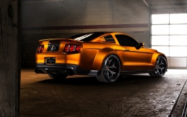 Shelby Ford Mustang GT500 2014