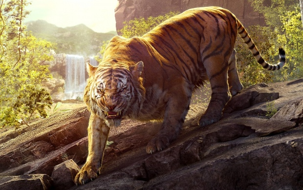 Shere Khan The Jungle Book (click to view)