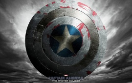 Shield Captain America The Winter Soldier