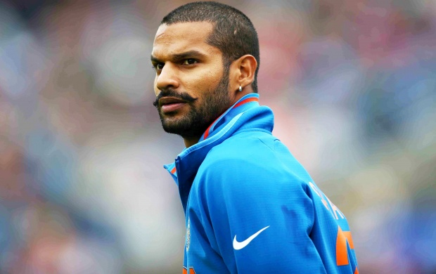Shikhar Dhawan 4K (click to view)