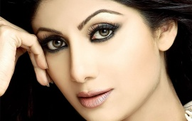 Shilpa Shetty Close Up