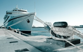 Ship Dock Cable