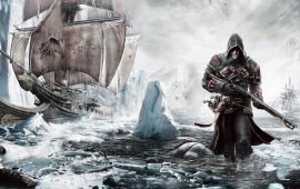 Shipwreck Assassin's Creed Rogue