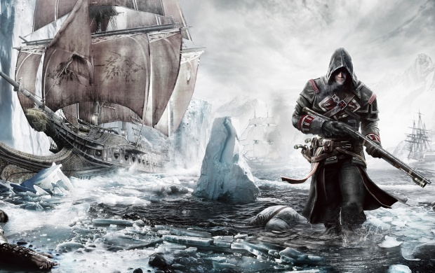 Shipwreck Assassin's Creed Rogue (click to view)