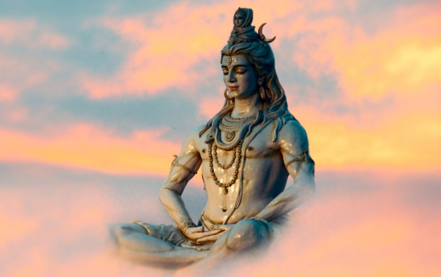 shiva statue wallpapers