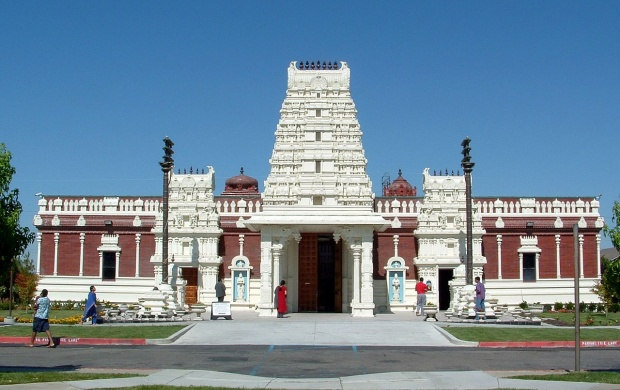 Shiva Vishnu Temple Livermore (click to view)