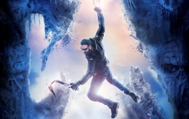 Shivaay Exciting First Poster