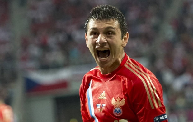 Shout Alan Dzagoev (click to view)