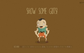 Show Some Guts