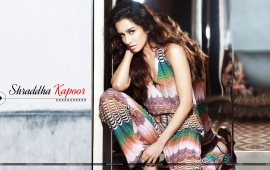 Shraddha Kapoor Lovely Hair