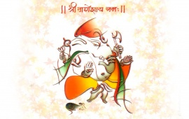 Shri Ganesh Colorful