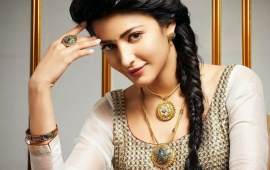 Shruthi Hassan Photo Shoot