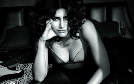 Shruti Haasan In GQ