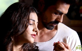 Shruti Hassan And Arjun Rampal