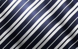 Silver And Black Line Abstract