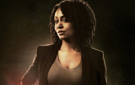 Simone Missick As Misty Knight In Luke Cage