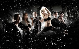 Sin City: A Dame To Kill For Character