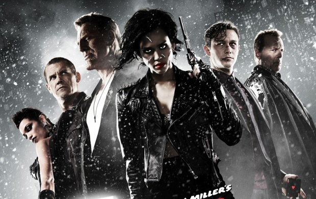 Sin City: A Dame To Kill For Poster (click to view)