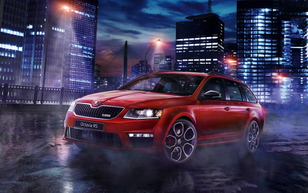 Skoda Octavia RS 230 2015 (click to view)