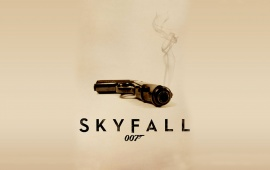 Skyfall 007 Hollywood Movies