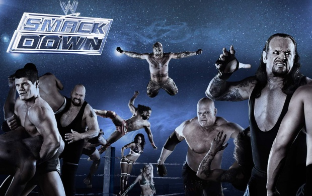 Smackdown WWE (click to view)