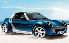 Smart Roadster Bluestar