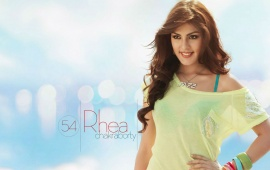 Smile Rhea Chakraborty