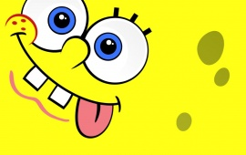 Smiley Spongebob Esponja