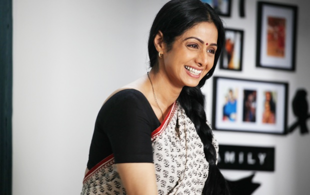 Smiley Sridevi In English Vinglish Movie (click to view)