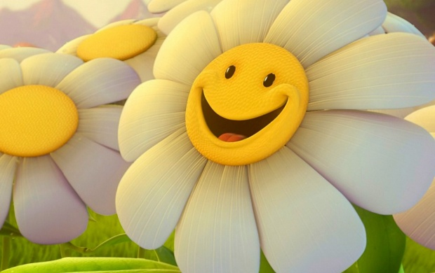 Smily Flower (click to view)